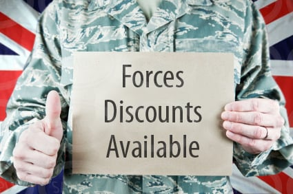 Forces Deals & Discounts